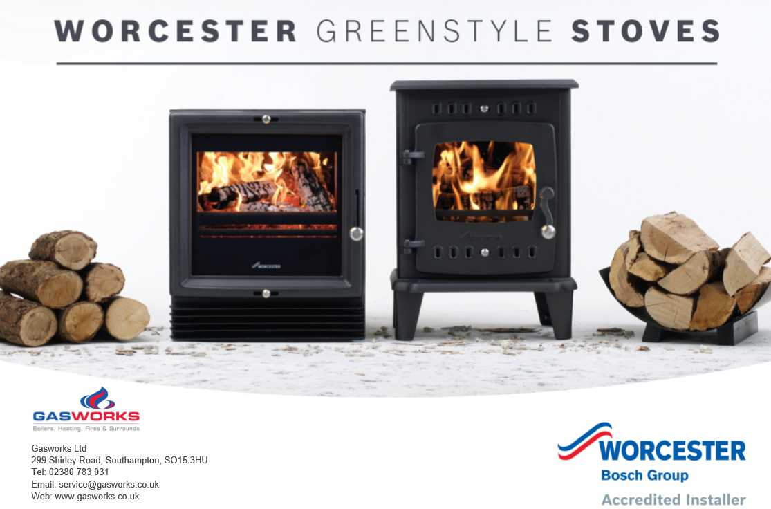 GREENSTYLE stoves