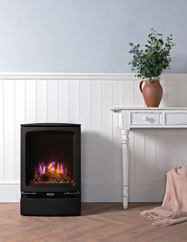 mini fireplace Winchester